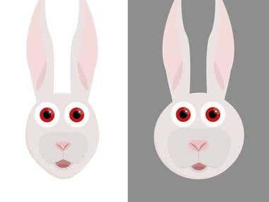 Rabbit Flat design