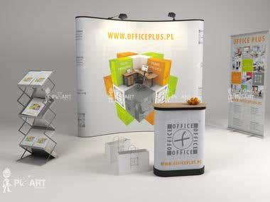 3D Modelling & Rendering, Concept Designing.