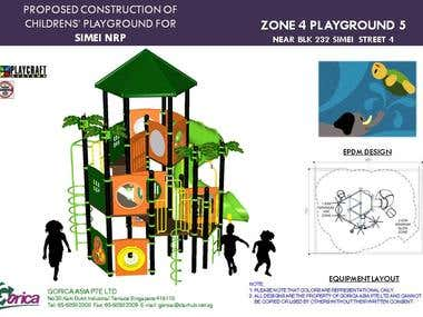 Simei NRP Playground Proposal for Zone 4