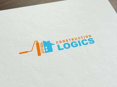 Logo Design for Construction Logic
