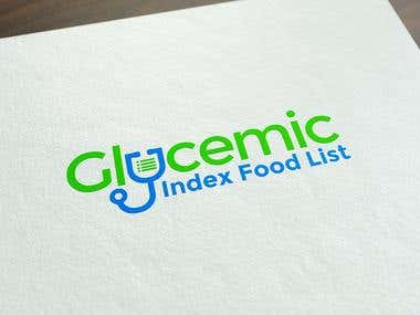 Logo Design for Glycemic Index Food List