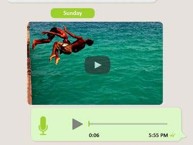 Social- Chat App with Video Featured