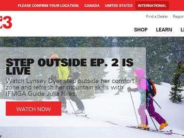 Backcountry Alpine Touring Ski Gear Genuine Guide Gear