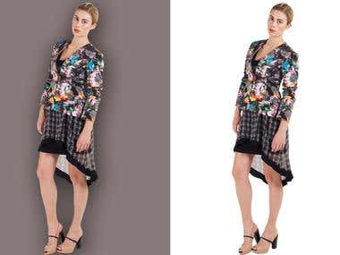 Male Image clipping path