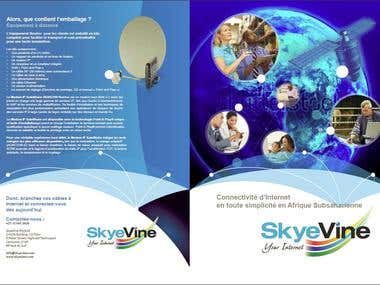 SkyVine Brochure Translation