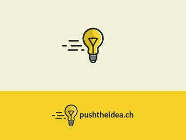 Pushtheidea Logo