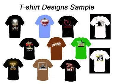 Some T-shirt Designs