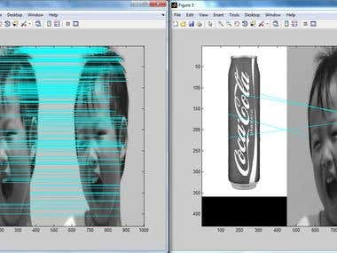 Object detection and recognition in matlab