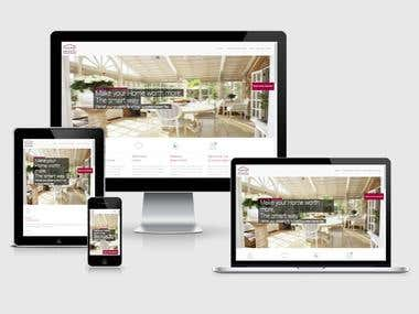 HomeMade - Real Estate - Using WordPress