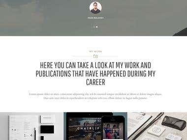 Eduardo - Website