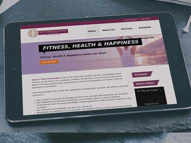 Sport & Mind - WordPress