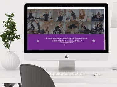 Platinum Pilates - WordPress