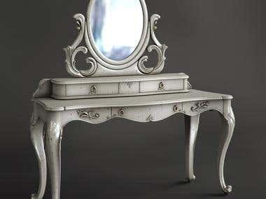 Vanity modeling
