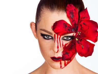 Avant Garde Beauty Photography
