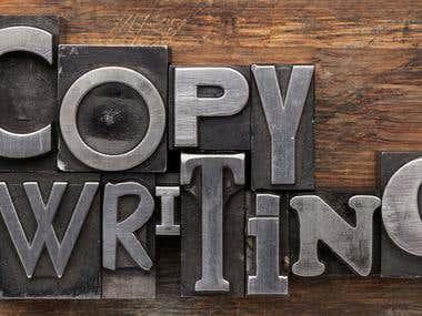 Copy-writing