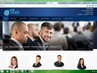 xms hotspot and bulk sms portal