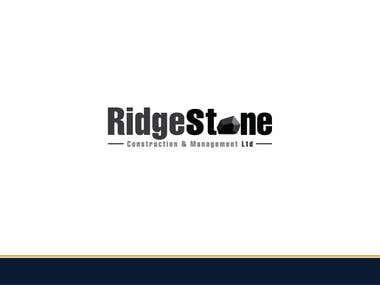 Ridge Stone logo