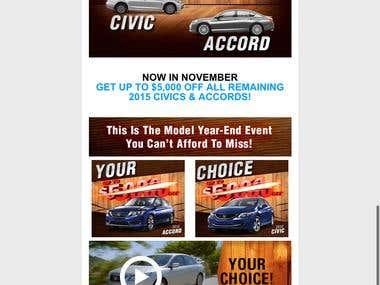Newsletter Ad