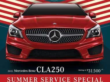 Custom Flyer Ad Design