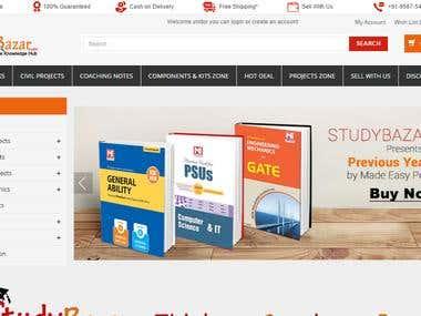 web development, E-Commerce