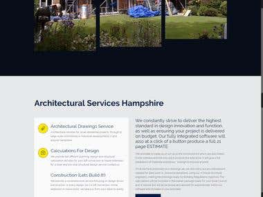 Architectural Services Hampshire
