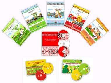 Создание нотных сборников для детей -  Create music collecti