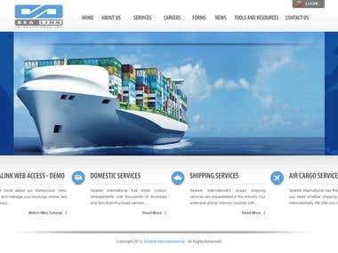 SEA LINK WEBSITE