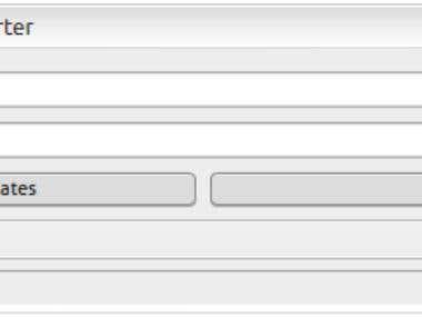 Customized XML to CSV Converter