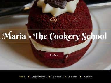 Maria - The Cookery School