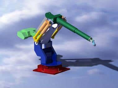 Robot design