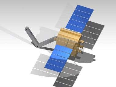 Satelite design