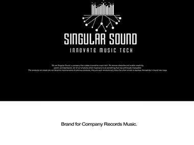 Brand Singular Sound
