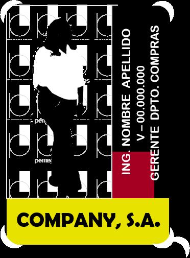 Identificación Empresarial (Carnets)
