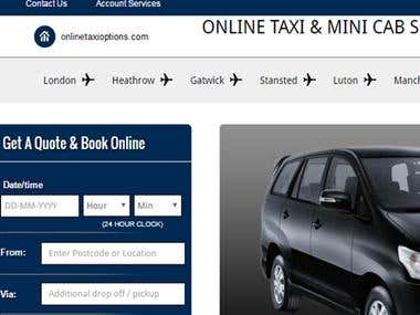 Best UK Airport Taxi Transfer to and from all London, UK Ai