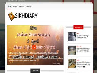 Sikh Diary