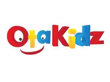 Logo for Ota Kidz