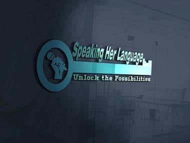 Speaking Language Logo