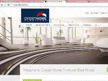 dream home furniture