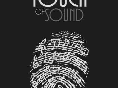 Book Cover - The Touch of The Sound