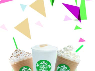 STARBUCKS GRADUATION PROJECT FOR CAREER COLLAGE U.S.A