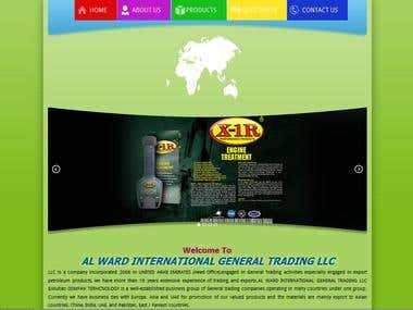 Alward international LLC