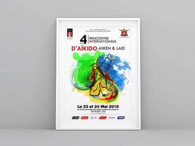 Rencontre international d'aikido