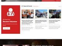 Blood Bank Company Website