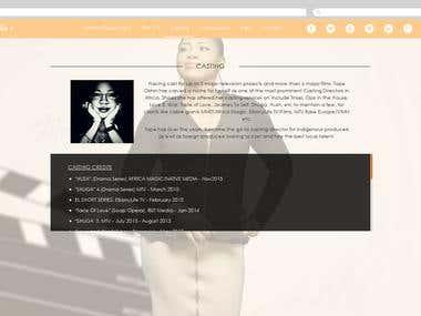 Tope Oshin Website