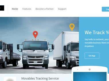Noowait - GPS tracking portal for Vehical