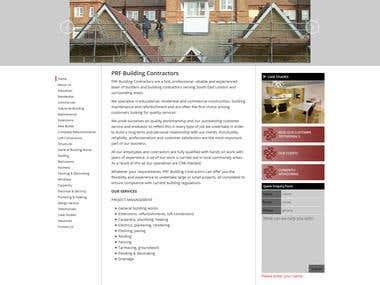 PRF Building Contractor