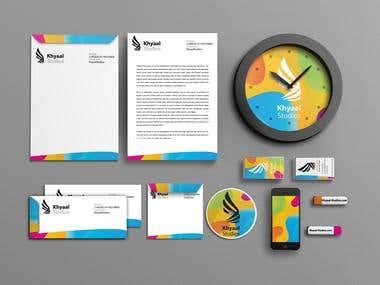 Khyaal Studios branding