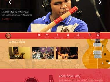 Soul Curry - Music Studio