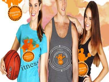 Fitness Logo Gym Clothing