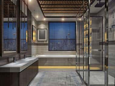 Bathroom In Korea